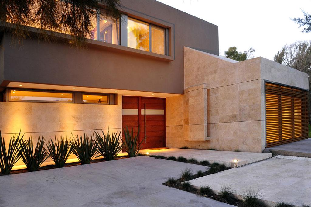 Casa st56 en canning epstein arquitectos arquimaster for Casa modern
