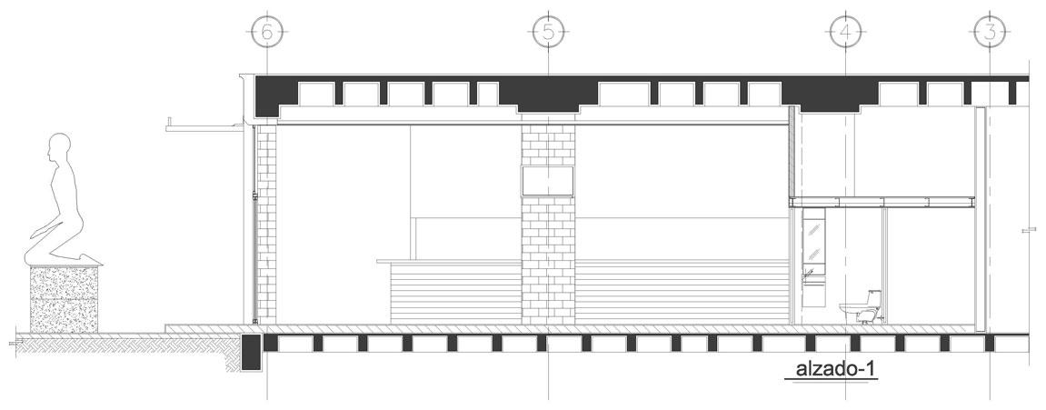 Loncher a la favorita arco arquitectura contempor nea for Muebles la favorita