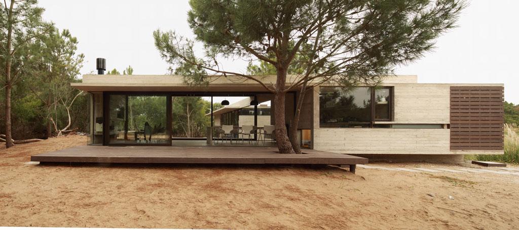 Casa carassale bak arquitectos arquimaster for Arquitectos para casas