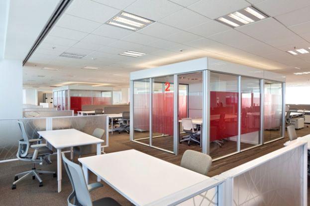 C mo disminuir el ruido en la oficina arquimaster for Software diseno oficinas