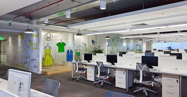 Arquitectura for Interior oficinas modernas