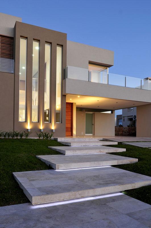 Casa franklin epstein arquitectos arquimaster for Casa moderna tunisie