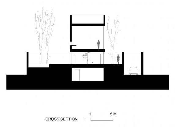 casa moliner alberto campo baeza corte