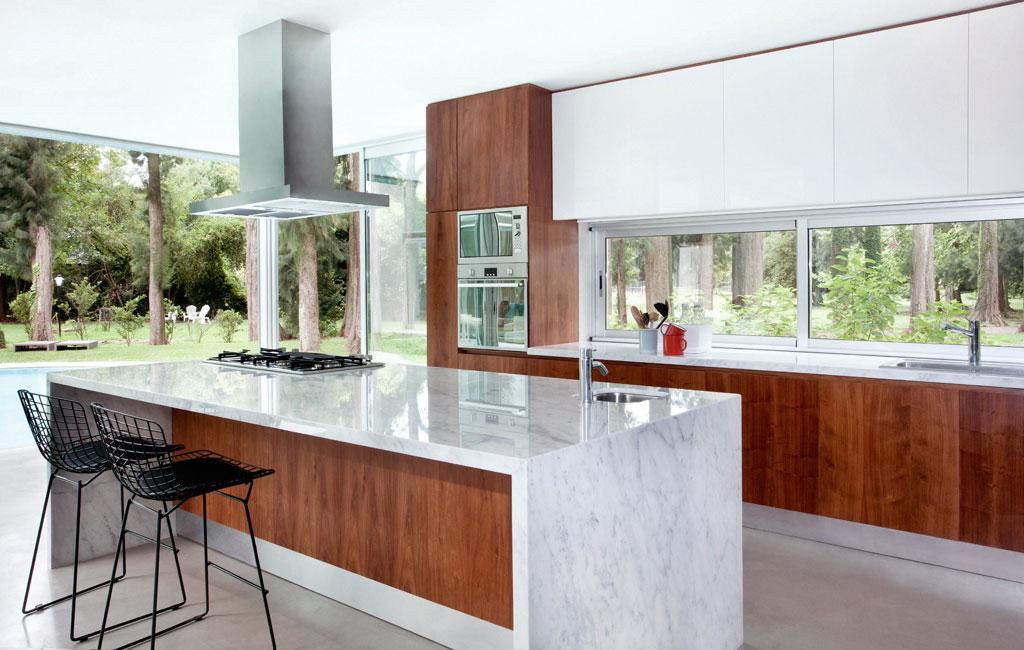La cocina un espacio para compartir y reunirse arquimaster for Software cocinas integrales