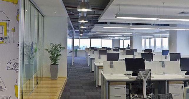 En Febrero Construir Y Equipar El Interior De Oficinas