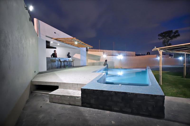Piscina jq volta arquitectos arquimaster for Software diseno piscinas