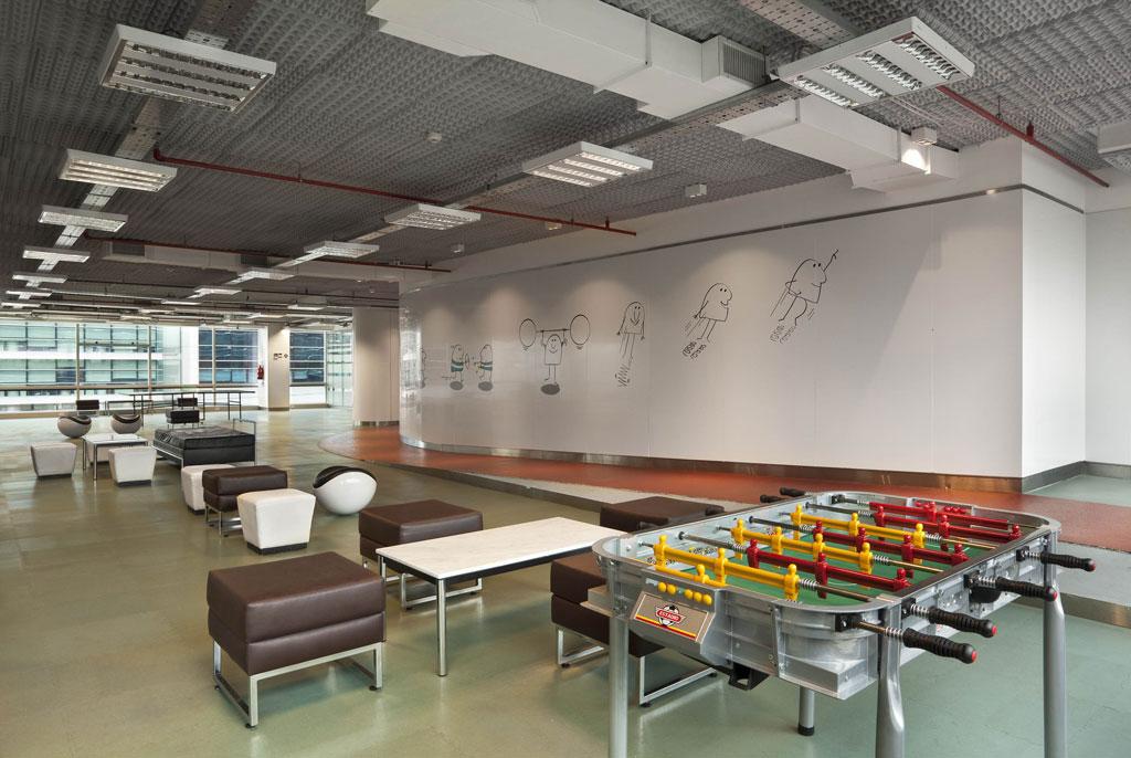 Amenities en la oficina una nueva herramienta de for Areas de una oficina