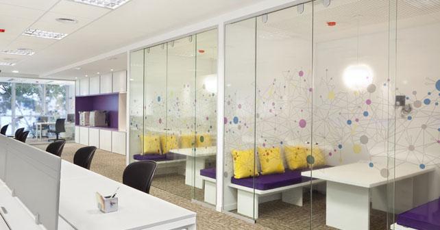 En marzo el costo de construcci n y equipamiento de for Diseno de oficinas corporativas
