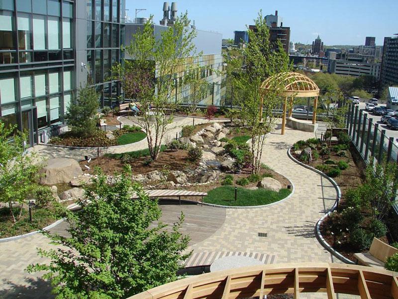 Diseño De Pasarelas Para Las Terrazas Jardín Arquimaster