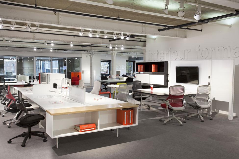 Antenna workspaces nuevas tendencias para oficinas for Diseno de oficinas 2018