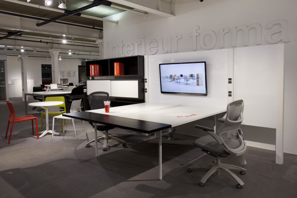 Antenna workspaces nuevas tendencias para oficinas for Interieur forma