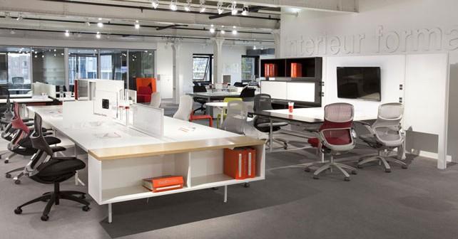 Antenna workspaces nuevas tendencias para oficinas for Diseno de oficinas contemporaneas
