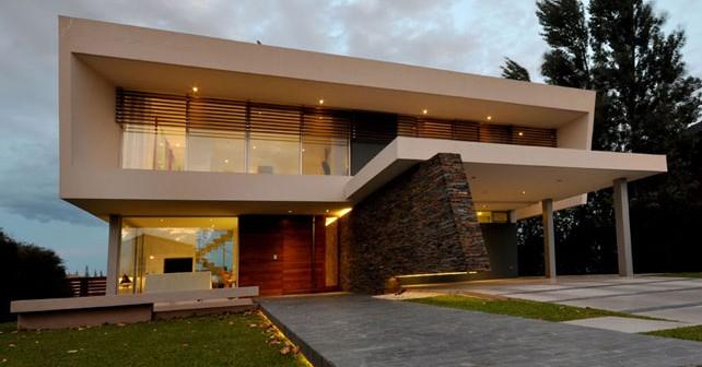 Dlc house vanguarda architects arquimaster for Casas modernas nordelta