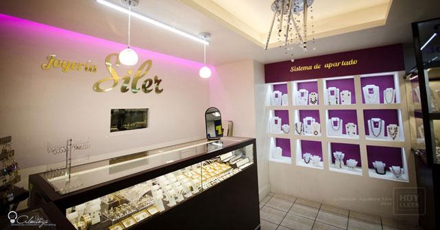 Proyecto de iluminacion joyer a siler almanza studio arquimaster - Decoracion de iluminacion interior ...