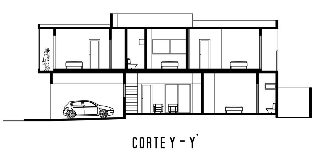 Cortes de cocina arquitectura images for Arquitectura nota de corte