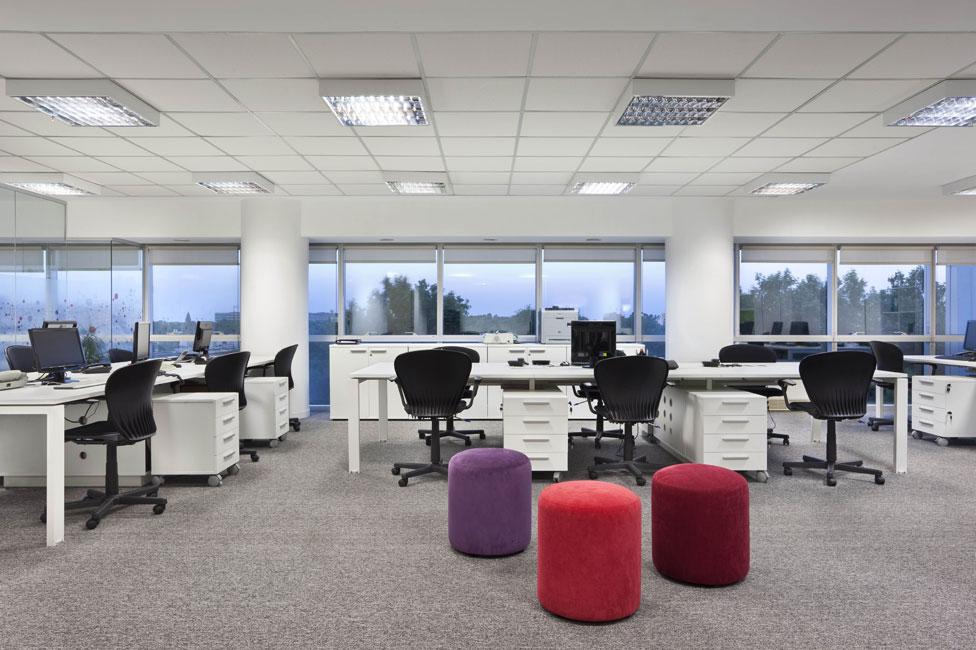 los beneficios de la luz natural en los espacios de trabajo