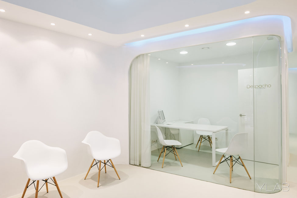 Clinica Dental Ylab Arquitectos Barcelona Arquimaster