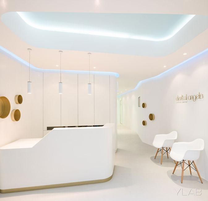 Clinica dental ylab arquitectos barcelona arquimaster - Proyecto clinica dental ...