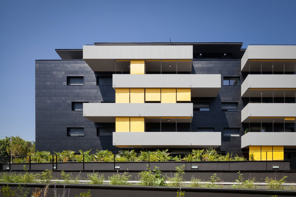edificio de viviendas viravent martin duplantier architectes arquimaster. Black Bedroom Furniture Sets. Home Design Ideas