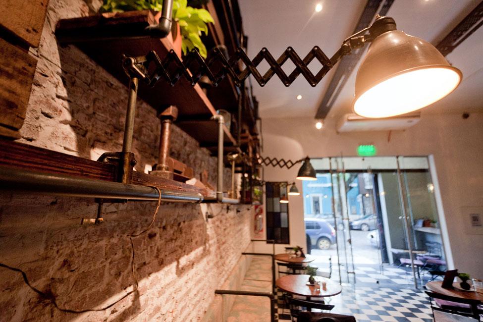 Bar Y Restaurant Victoria Brown Hm Arquitectos Arquimaster