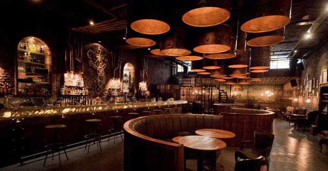Bar y Restaurant Victoria Brown / HM Arquitectos | Arquimaster