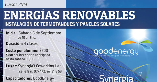 Curso De Instalaci 243 N De Paneles Y Termotanques Solares