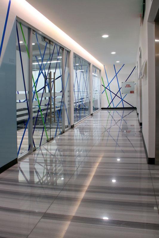 Oficinas Ayesa / DIN interiorismo - Arquimaster