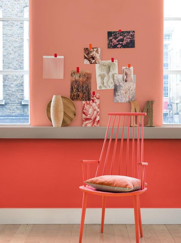 Alba revela en casa foa las tendencias en color para el for Tendencias para decorar casas 2016