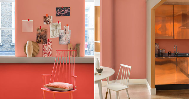 Alba revela en casa foa las tendencias en color para el for Decoracion de interiores 2015