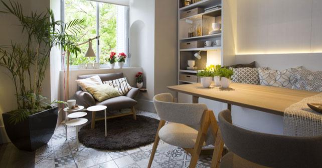 Comedor diario espacio 30 casa foa 2014 estudio judith for Comedor diario decoracion