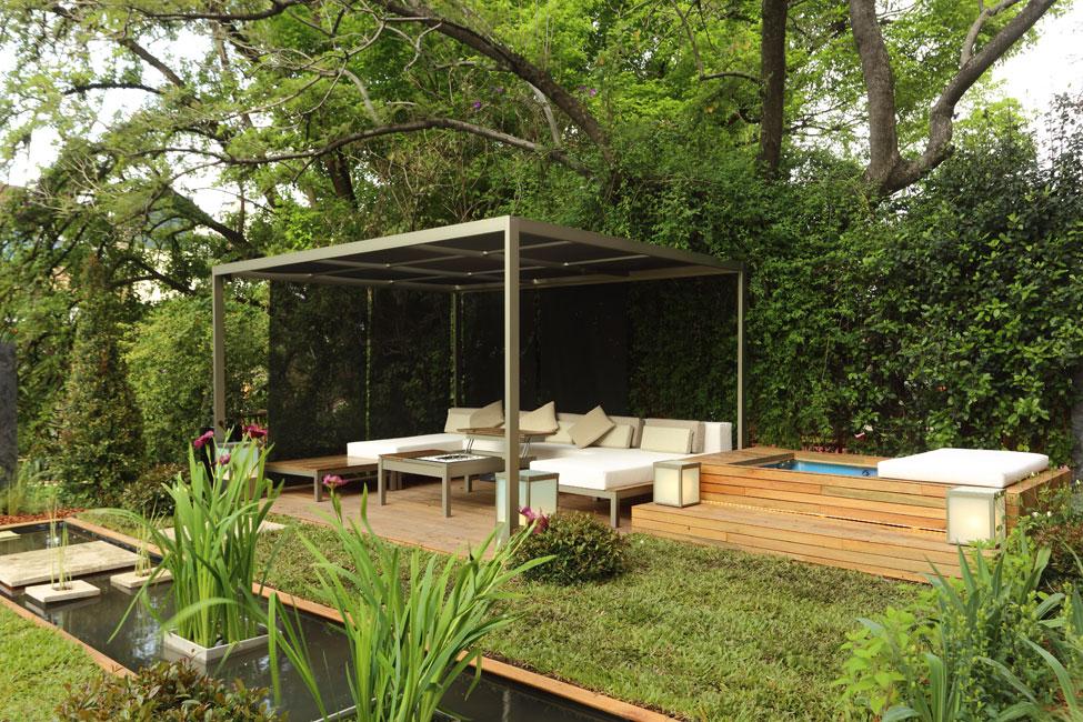 Paisajismo espacio 3 casa foa 2014 viviana dabul y - Master en paisajismo ...