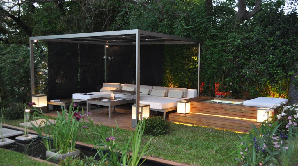 Paisajismo jardines casas best algunas ideas para - Paisajismo jardines casas ...