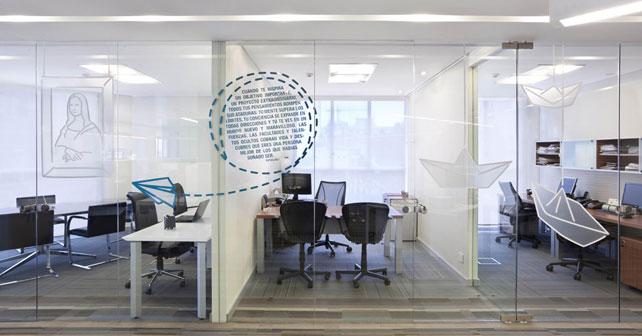 En mayo el costo de construcci n y equipamiento de for Diseno de oficinas contemporaneas