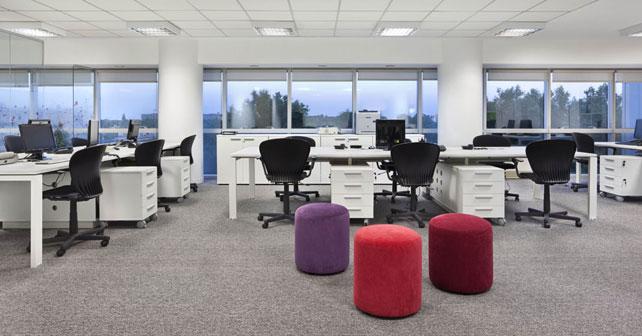Oficinas inclusivas por un entorno de trabajo que no for Que hay en una oficina de trabajo