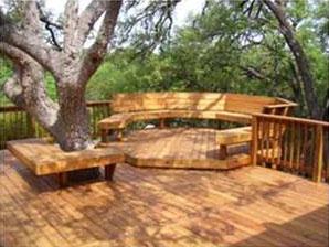 Decks y pisos exteriores de madera secretos y consejos for Que significa terraza