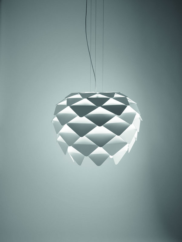 Luminarias orgánicas inspiradas en el diseño clásico escandinavo ...