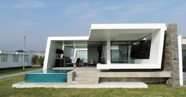 Casa de playa las gaviotas volumen arquimaster - Casa asia empleo ...