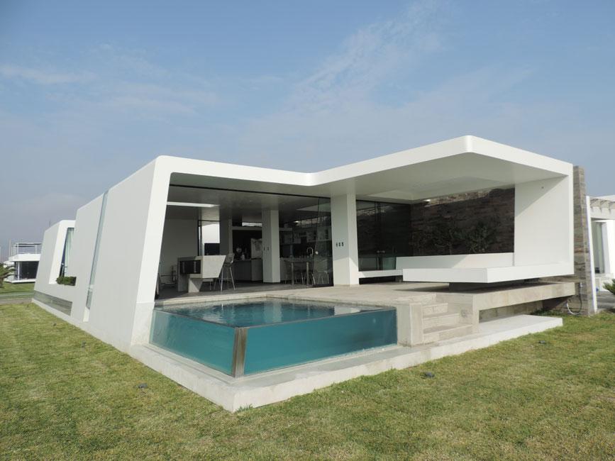 Casa de playa Las Gaviotas / Volumen | Arquimaster
