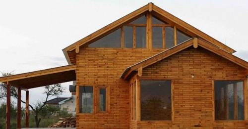 Bloques de madera arquimaster - Constructores de casas ...
