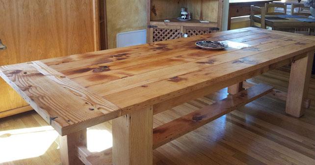 Muebles de madera estilo y tendencias arquimaster for Estilos de muebles de madera