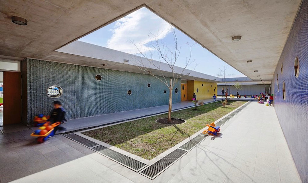 Especializaci n en proyecto planificaci n y gesti n en for Edificios educativos arquitectura