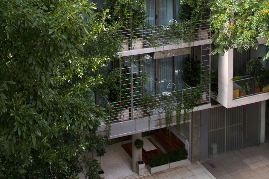 Palo Santo Hotel, primer hotel urbano sustentable de Latinoamerica ...
