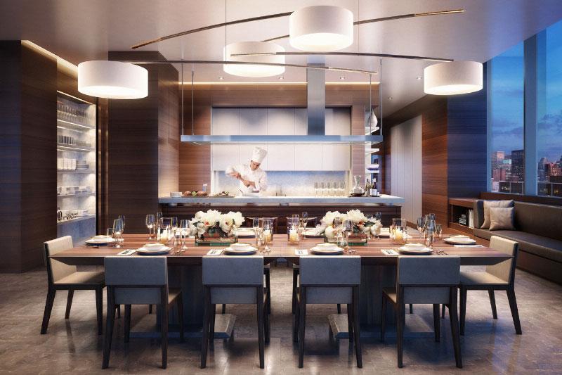 Residencias exclusivas en Nueva York diseñadas por Pelli Clarke ...