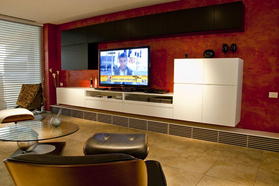 Colores texturas y efectos para el dise o interior - Revestimientos interiores de paredes ...