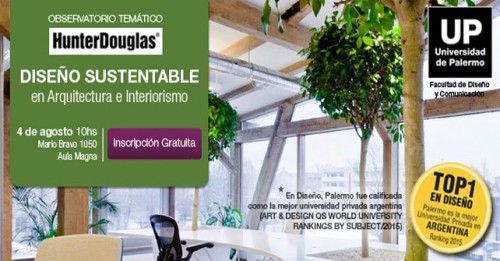 Dise o sustentable arquimaster for Diseno sustentable