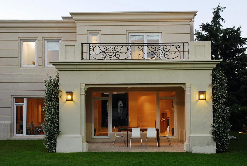 Vivienda en country club san diego ciba arquitectura for Casa clasica country