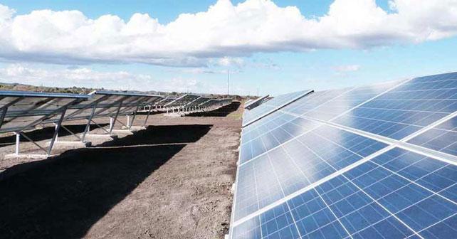 Coradir Inauguro El Parque Fotovoltaico Terrazas Del