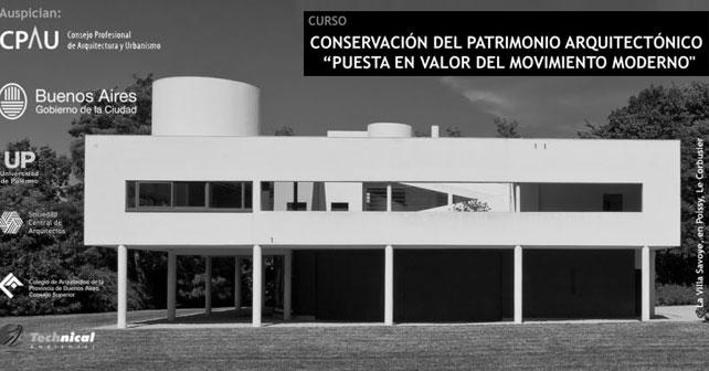 Curso conservaci n del patrimonio arquitect nico for Curso arquitectura software