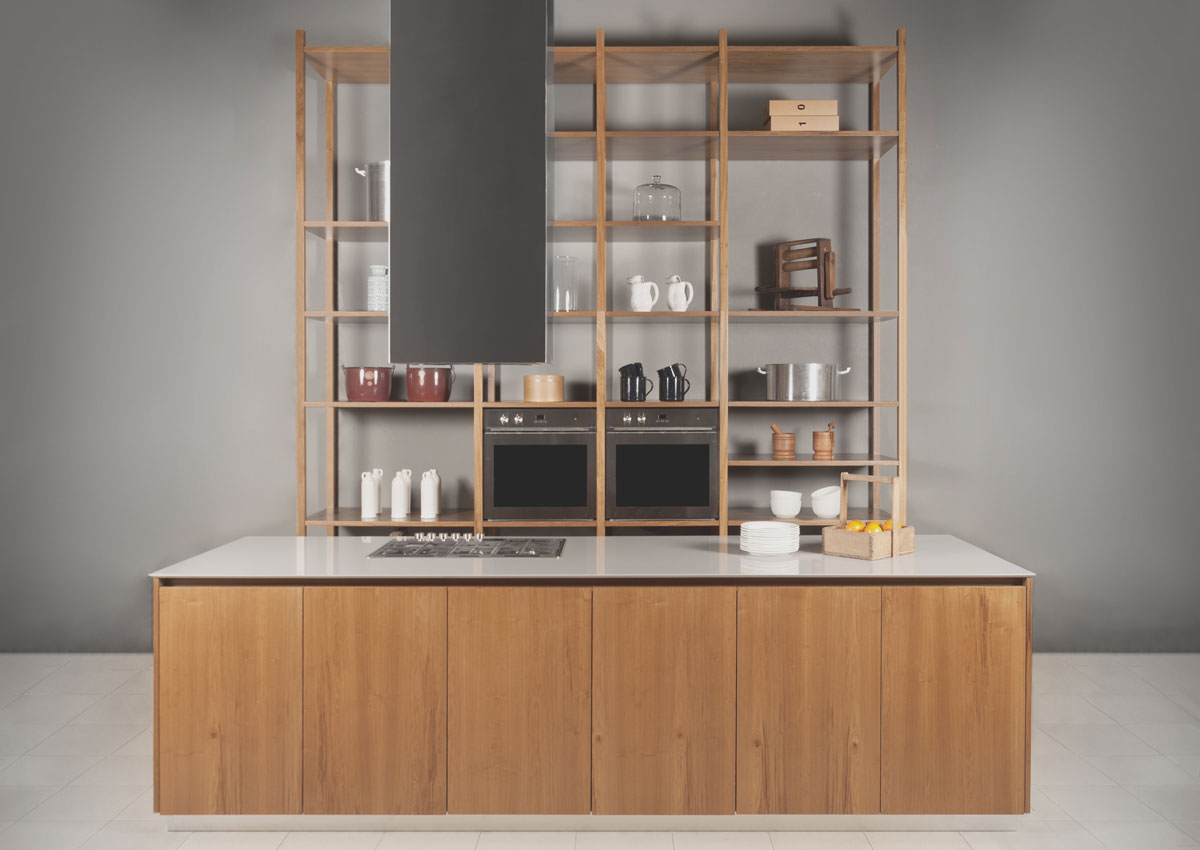 De Otro Tiempo Presenta Nuevo Proyecto De Cocinas De La L Nea  # Muebles Para Tienda Gourmet