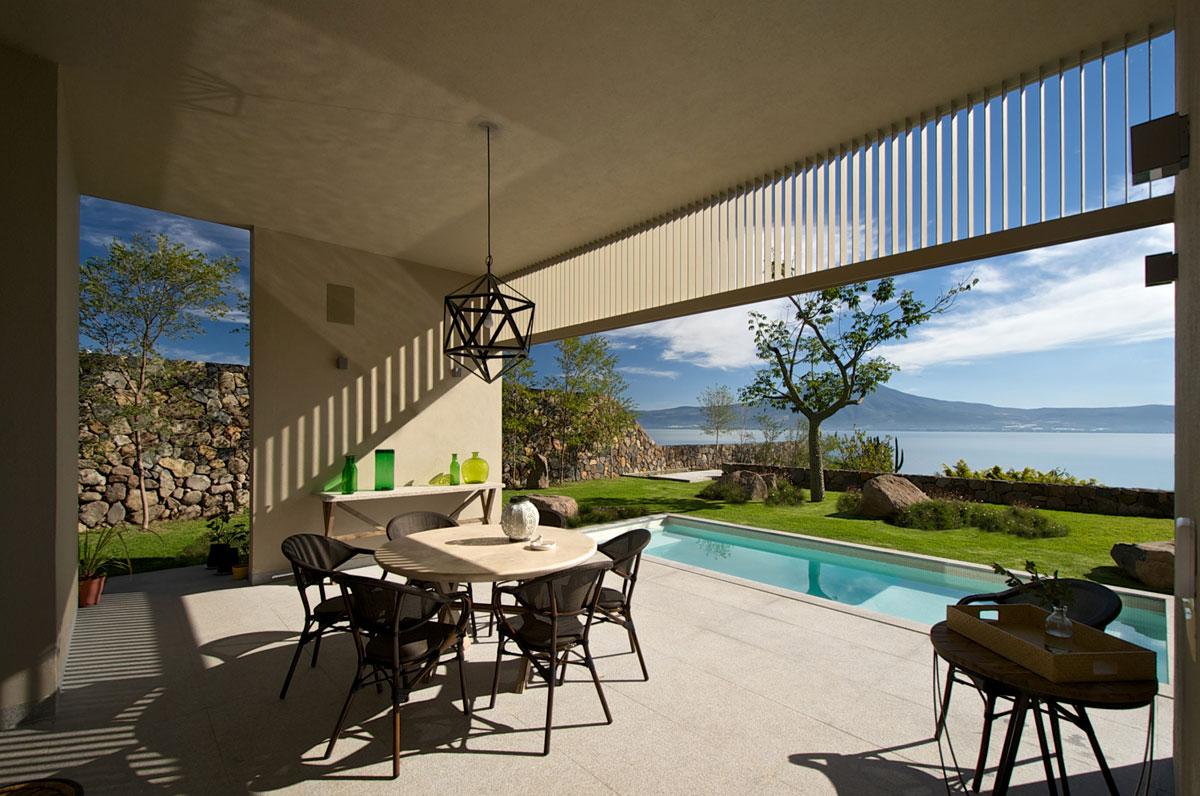 Casa del Lago / Juan Ignacio Castiello Arquitectos  Arquimaster